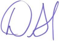 Electronic Signature 1